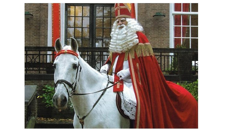 Amerigo Het Paard Van Sinterklaas