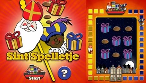 Sinterklaas Spelletjes Online Spelen
